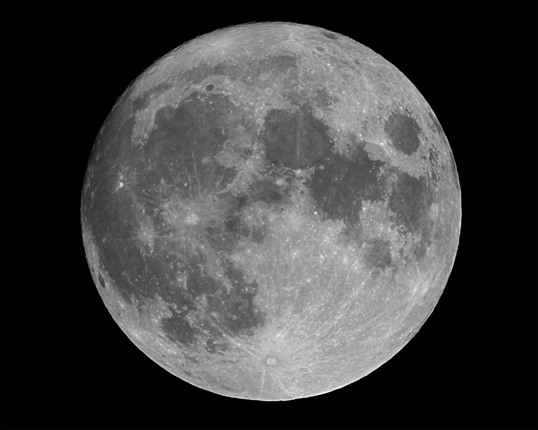 Photo :: 2010 04 28 Full Moon print